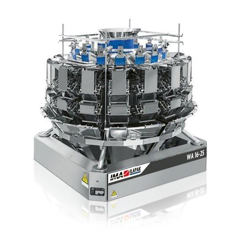 IMA Ilapak multi head weigher machine WA 16-50 for vertical packaging line